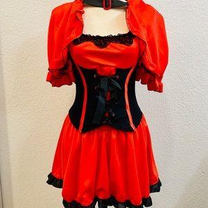 Leg Avenue Little Red Riding Hood Costume